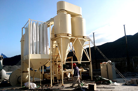 Arab Powder Grinding Production Line